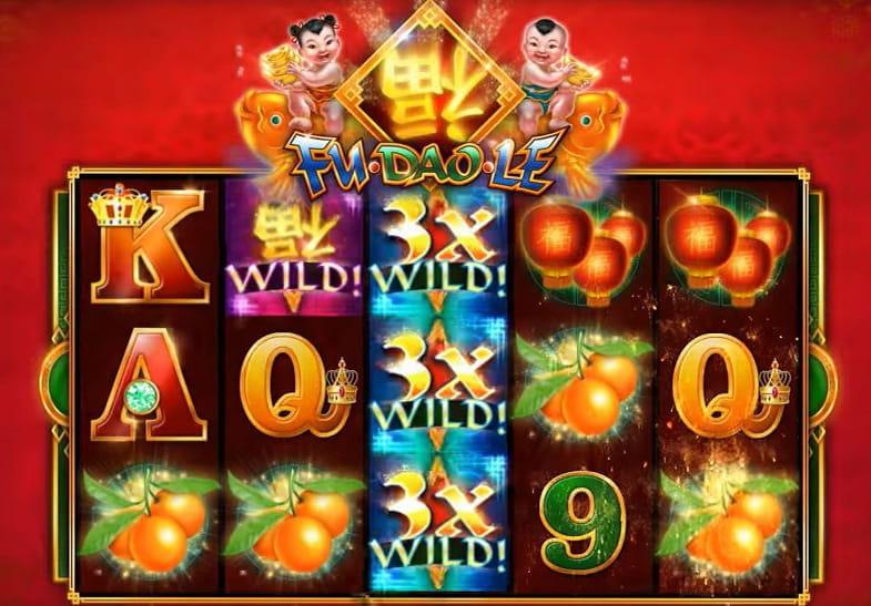 Captura de pantalla de la slot 88 Fortune