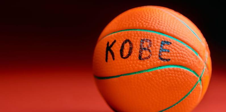 El jugador de baloncesto legendario, Kobe Bryant