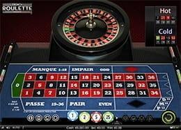 Captura de pantalla del juego Ruleta Francesa