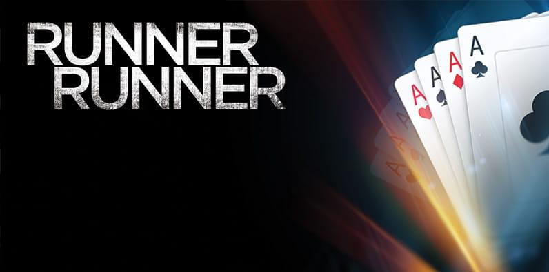 La película Runner Runner