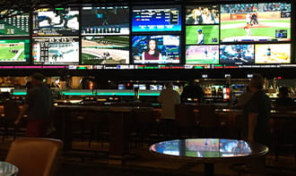 Sportsbook di Wild Rose Casino and Resort